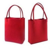 Wholesale Fashionable felt tote bags from china suppliers
