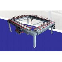 Pneumatic Screen Stretching System