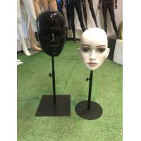 China Plastic Female Mannequin Head on sale