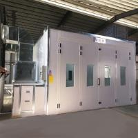 China Industrial Paint Booth Systems on sale