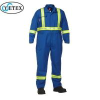 China safety clothing flame resistant coveralls workwear on sale