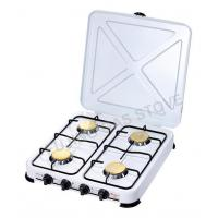 Wholesale Tempered glass top gas stove FJ-004CP from china suppliers