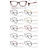 AM175 Acetate optical frames with metal parts