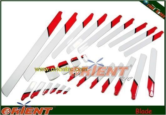 Quality 600mm Helicopter Main Rotor Blades for sale