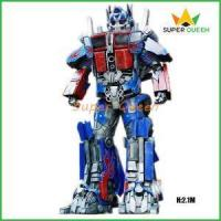 Wholesale High Quality Transformer Optimus Prime Costume from china suppliers