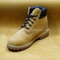 Wholesale Cow Nubuck Waterproof Leather from china suppliers