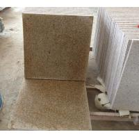 G682 Yellow Granite Stone Flooring For Indoor And Outdoor for sale
