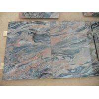 China Multicolor Red Granite For Slabs/Tiles/Pavings/Tombstone for sale