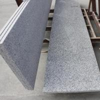 Grey Polished Wall Facade Granite Tiles G640 for sale