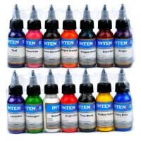 Wholesale 14colors Intenze Tattoo Ink Sets from china suppliers