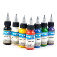 Wholesale 7colors Intenze Tattoo Ink Sets from china suppliers