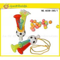 China Football whistle with candy on sale