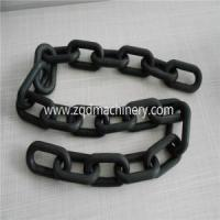 Construction Hardware Products Long Steel Link Chain for sale