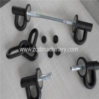 China Construction Hardware Products Plastic Coated Steel Link Chain for sale