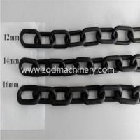 Construction Hardware Products Plastic-Coated Steel Link Chain for sale