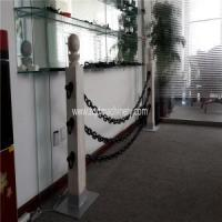 Construction Hardware Products Steel Link Chain With Plastic Coated for sale