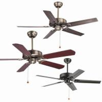 Wholesale RideWind modern european design household ceiling fan from china suppliers