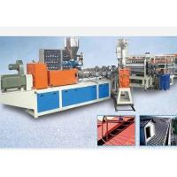 PVC/PC/ASA/PMMA Synthetic Resin Clay Tile Extrusion Line