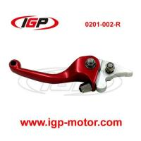 Wholesale Universal Forged Aluminum Dirt Bike Brake Lever 0201-002-R Chinese Supplier from china suppliers