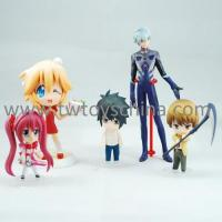 Buy cheap Vinyl Figures Set Anime Figure Toys from wholesalers