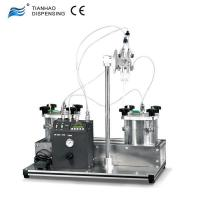 Wholesale Epoxy dispensing machine with two component mixing/meter TH-2004AB1 from china suppliers