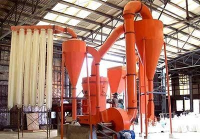 China HGM Superfine Powder Grinding Mill
