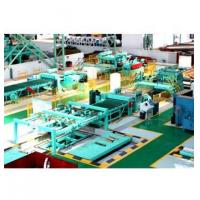 Buy cheap High Speed Uncoiling-Leveling-Cut to length- Stacking Line from wholesalers