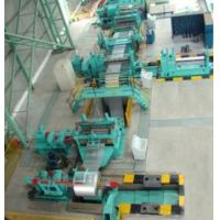 Buy cheap High Speed Uncoiling-Leveling-Cut to length- Stacking Line2 from wholesalers