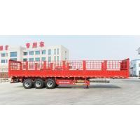 Buy cheap WSF9400CCY Stake Cargo Semi Trailer from wholesalers