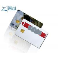 Quality Printable SEL 5542 ,5528 Contact IC Card China Factory for sale