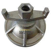 Wholesale Formwork Accessories Cast Iron Galvanized Formwork Tie Rod Nut for Formwork Scaffolding from china suppliers