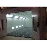 China Industrial Paint Booth Car Spray Paint Booth on sale