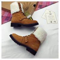 Buy cheap UGG snow boots shoes fashionable women boots from wholesalers