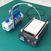 Buy cheap hot sale mini portable square electronic air vacuum pump 48w for lcd screen remove from wholesalers
