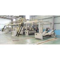 Buy cheap Double layers corrugated cardboard production line from wholesalers