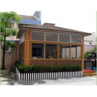Buy cheap WPC Application - Leisure House from wholesalers
