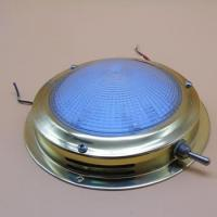 Buy cheap Factory price 304 stainless steel plating titanium dome light for boat from wholesalers