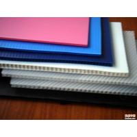 Quality UPVC Middle-Hollow Sheet for sale