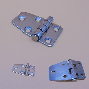 China 2 wings 56 mm Stainless Steel stainless steel covered hinge for marine boats