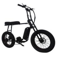 Buy cheap 20X4.0 750w mid motor electric scooter from wholesalers