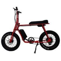 Buy cheap 20X4.0 750w fat tire electric scooter from wholesalers
