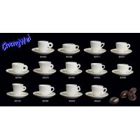 Buy cheap set white porcelain 2 from wholesalers