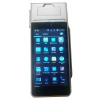 Mobile 5 Inch LCD Screen Android POS for sale