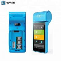 4G Wifi Handheld Android Pos Terminal for sale