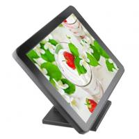 15 Inch Best POS Capactive Multi Touch Monitor VGA HDMI for sale