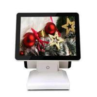 15'' 12'' Dual Display Touch Pos Terminal for sale