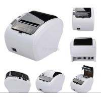 80MM Pos Thermal Receipt Printer With Lan Usb Serial Port Wifi for sale