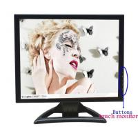 17 Inch Resistive Touch Monitor Touch Screen Lcd Monitor For Desktop for sale