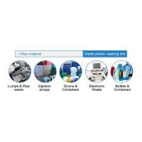 Wholesale Extrusion Series PE/PP/PS/ABS rigid plastic washing line from china suppliers