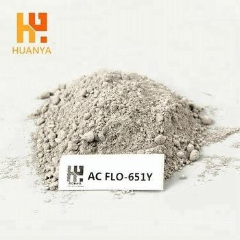 China High Temp Castables Low Creep Fire Resistant Castable Low Cement Refractories Refractory